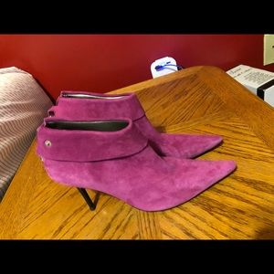 Shoes - Pink booties